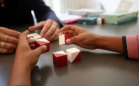 WISC V épreuve des cubes, subtest cube,